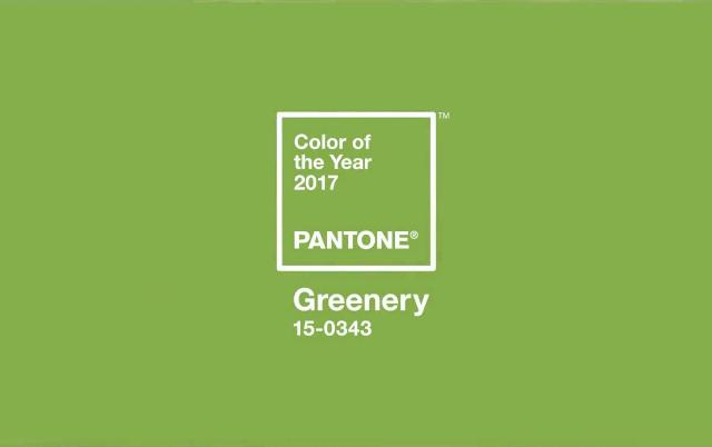 Главный цвет 2017 года: интерьерные решения в духе Greenery
