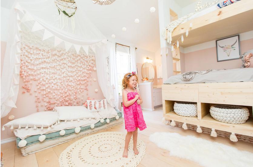Как оформить детскую комнату: 7 стилей на выбор