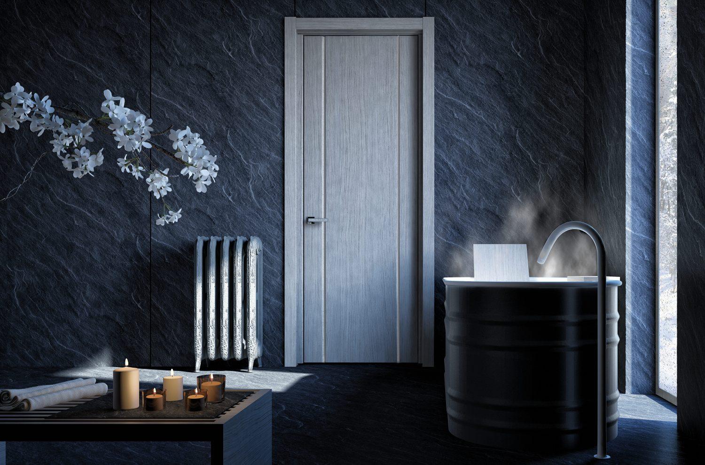 Какую выбрать дверь в ванную комнату?