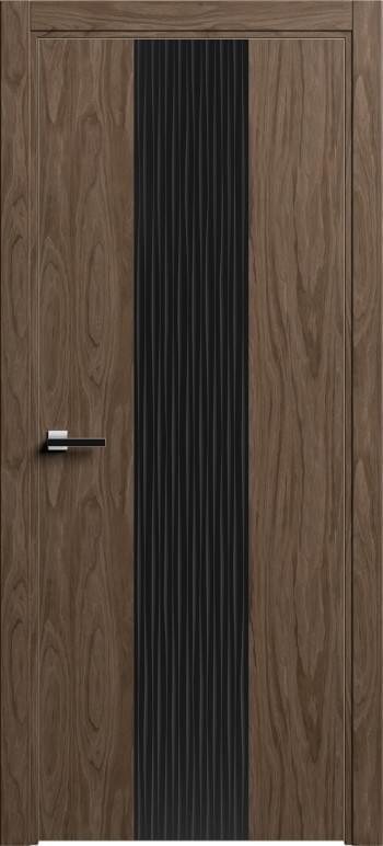 Межкомнатная дверь Софья.  Модель 88.21ЧГС Коллекция Rain.