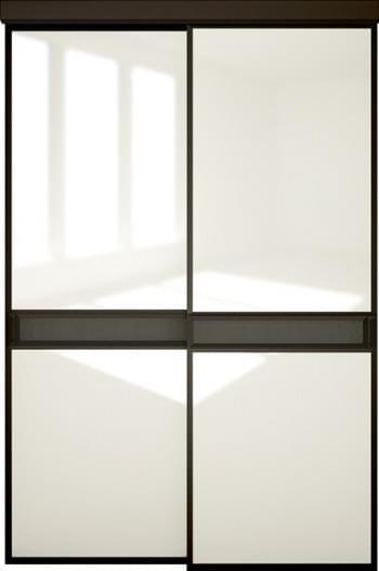 Межкомнатная дверь Софья.  Модель со вставкой (А6) Коллекция Scala.