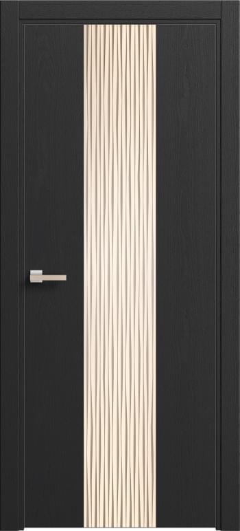 Межкомнатная дверь Софья.  Модель 36.21ЗБС Коллекция Rain.