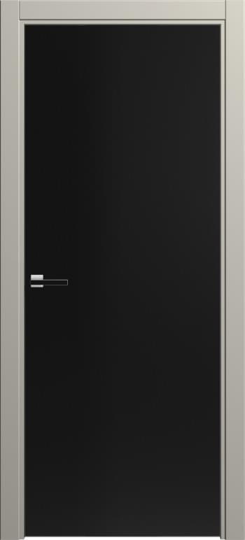 Межкомнатная дверь Софья.  Модель 57.22ЧГС Коллекция Rain.