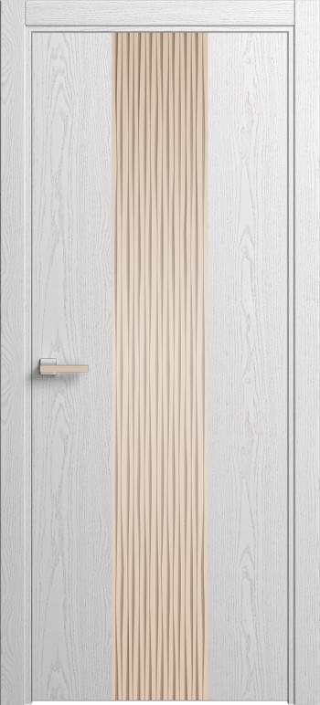 Межкомнатная дверь Софья.  Модель 35.21СБС Коллекция Rain.