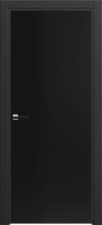 Межкомнатная дверь Софья.  Модель 36.22ЧГС Коллекция Rain.