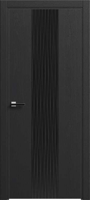 Межкомнатная дверь Софья.   Модель 36.21ЧГС Коллекция Rain.