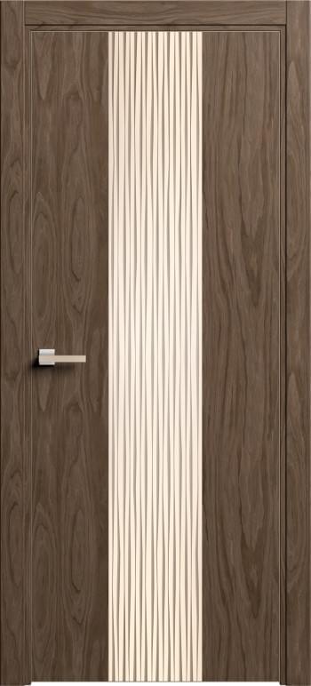 Межкомнатная дверь Софья.  Модель 88.21ЗБС Коллекция Rain.