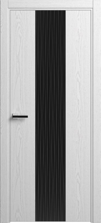 Межкомнатная дверь Софья.  Модель 35.21ЧГС Коллекция Rain.