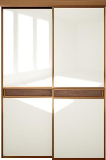Межкомнатная дверь Софья.  Модель со вставкой (А5) Коллекция Scala.