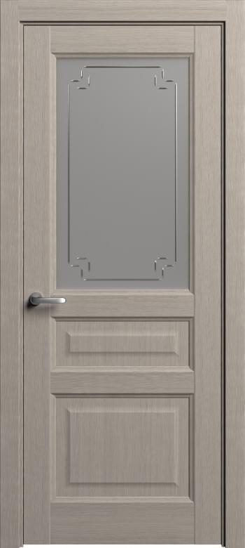 Межкомнатная дверь Софья.  Модель 23.41 Г-У4 Коллекция Мастер и Маргарита.