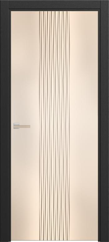 Межкомнатная дверь Софья.  Модель 36.22ЗБС Коллекция Rain.