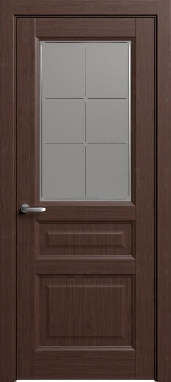 Межкомнатная дверь Софья.  Модель 06.41 Г-П6 Коллекция Мастер и Маргарита.