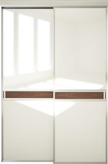 Межкомнатная дверь Софья.  Модель со вставкой (A1) Коллекция Scala.