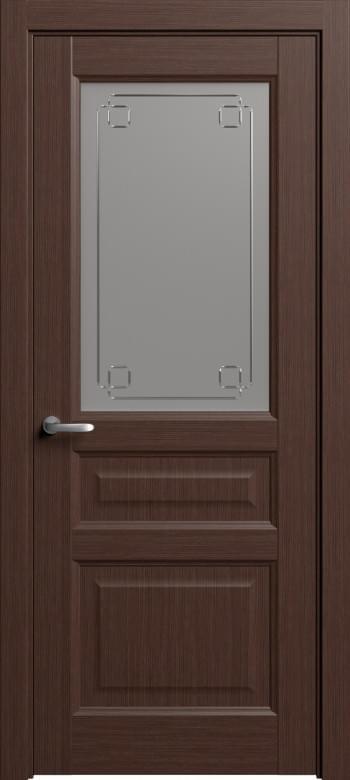 Межкомнатная дверь Софья.  Модель 06.41 Г-К4 Коллекция Мастер и Маргарита.